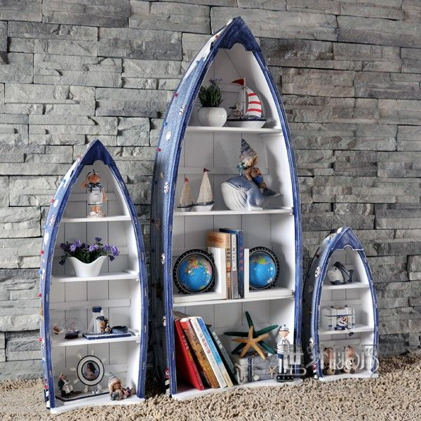 Popular Boat Bookcase-Buy Cheap Boat Bookcase lots from China Boat ...