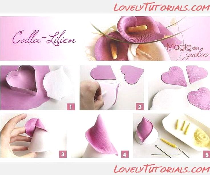 Cake Decorating Themes In 2020 Fondant Flower Tutorial Cake Decorating Tutorials Sugar Paste Flowers