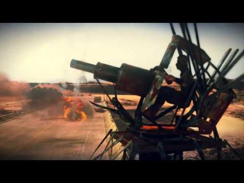 Eye of the Storm – Official Mad Max Game Trailer PC, PS4, Xbox One