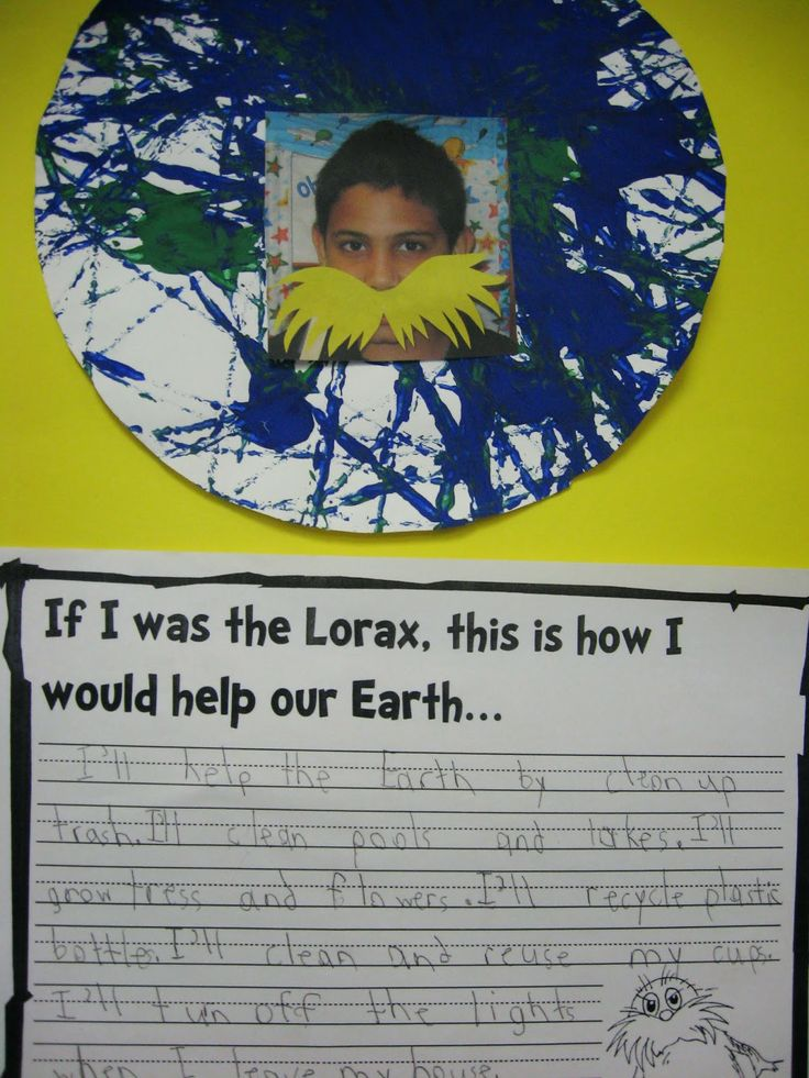 Alberta Grade 4 - Science - Topic A - Waste and Our World  - If I was the Lorax...