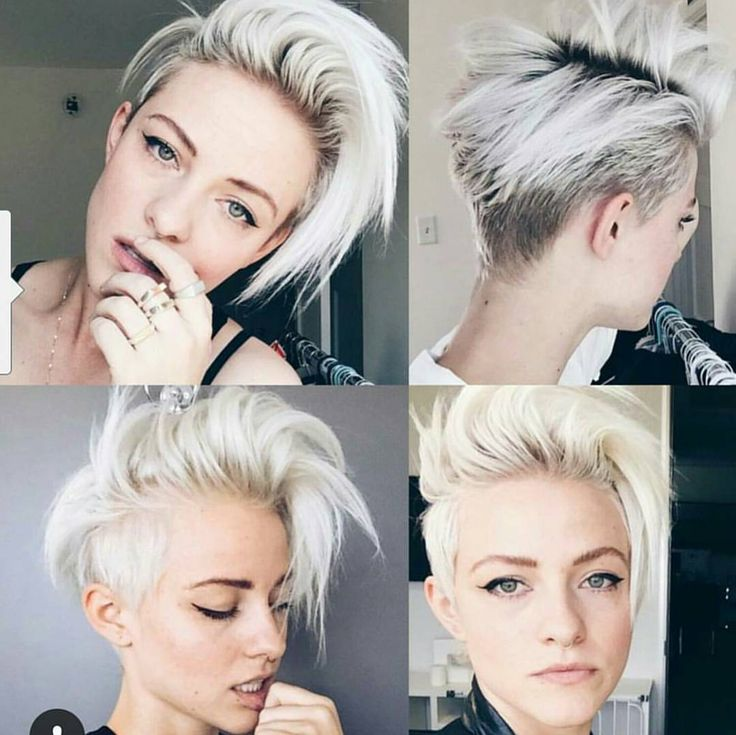 "FIIDNT SHORT HAIRCUTS on Instagram: ""Just tell me what think of @brittenelle @brittenelle"""