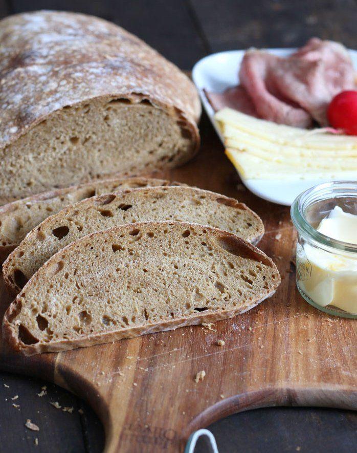 Domáci špaldový chlieb - Jana Earl - Fitness & Nutrition