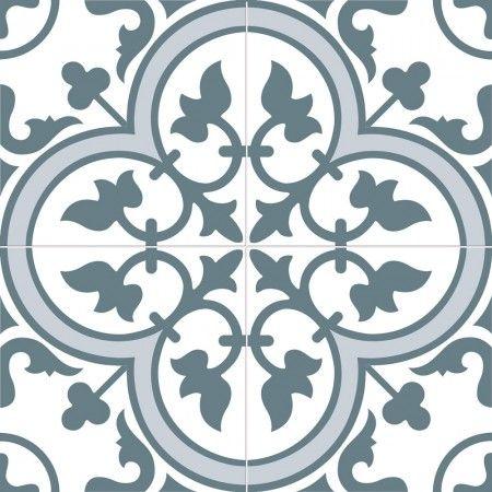 Ledbury Marina Blue Tiles