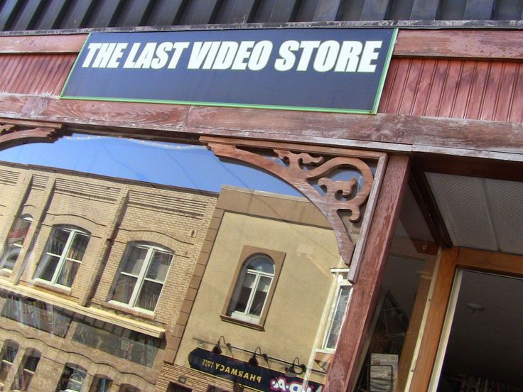 TP Entertainment and Productions: The Last Video Store - David Vs Goliath Main St Cl...