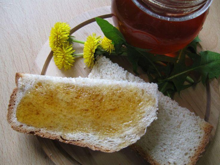 Gelatina+di+fiori+di+tarassaco+o+miele+di+tarassaco