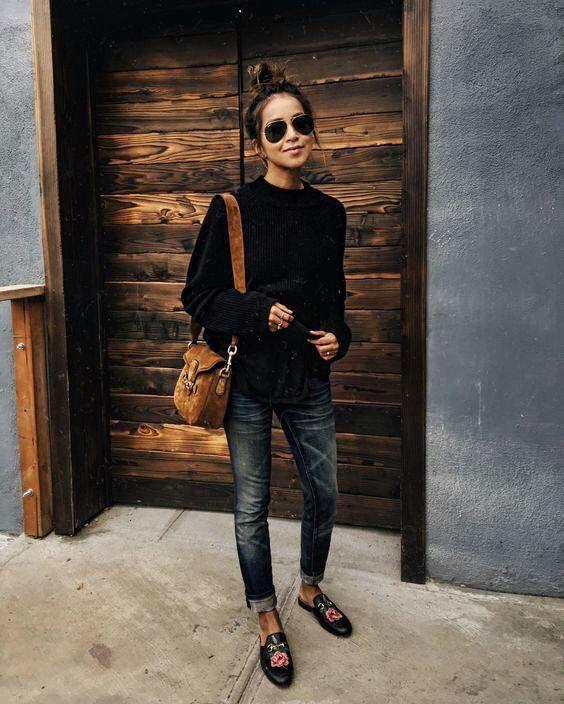 Ik vind deze outfit met loafers super!!! Jammer dat ze zo duur zijn........