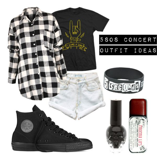 5sos Concert Outfit Ideas