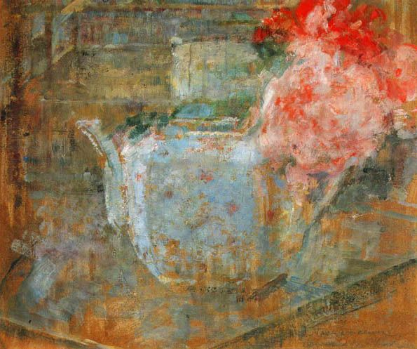 kwiary- Olga Boznańska