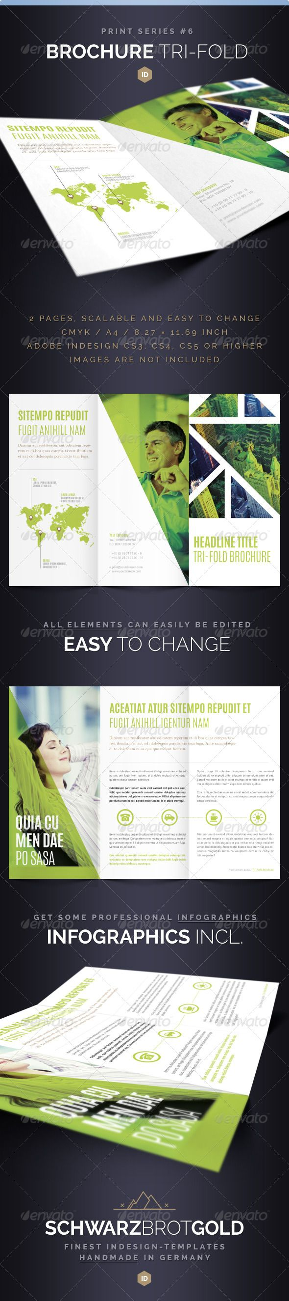 46 best Collateral images on Pinterest | Brochures, Brochure ...