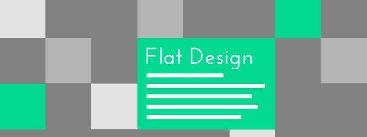 """Web Design Trend - """"FLAT WEBSITE DESIGN""""  [ #webdesign #websitedesign #webdesigning ]"""