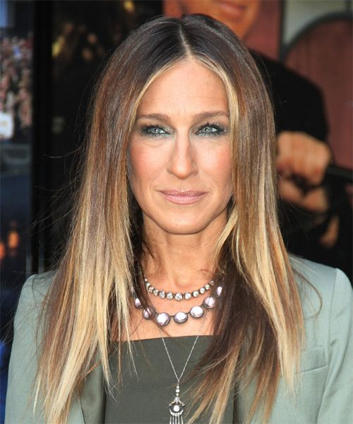 Sarah Jessica Parker is not only a fashion icon but a hair icon as well! Description from thehairstyler.com. I searched for this on bing.com/images