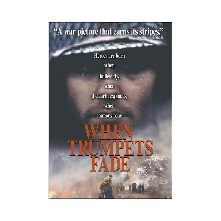 When trumpets fade (Dvd), Movies