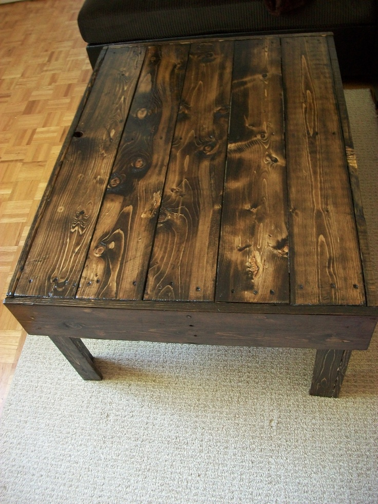 70 best Pallet Coffee Tables images on Pinterest Pallet coffee