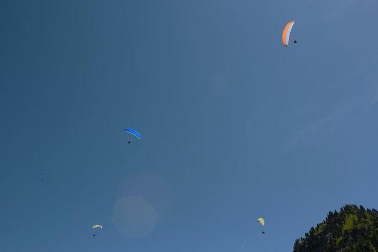 Paragliding <3