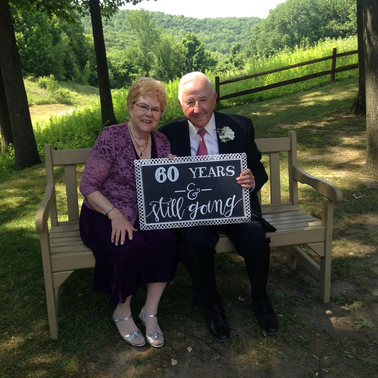 60th Wedding Anniversary Party Ideas: 60th Wedding Anniversary