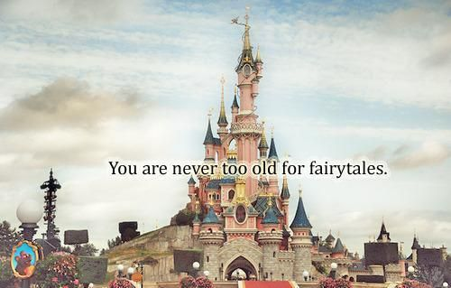 Fairytales are for all of us