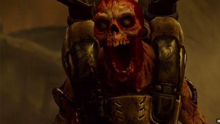 Bethesda libera novo trailer da Campanha de Doom e define data de lançamento - EExpoNews