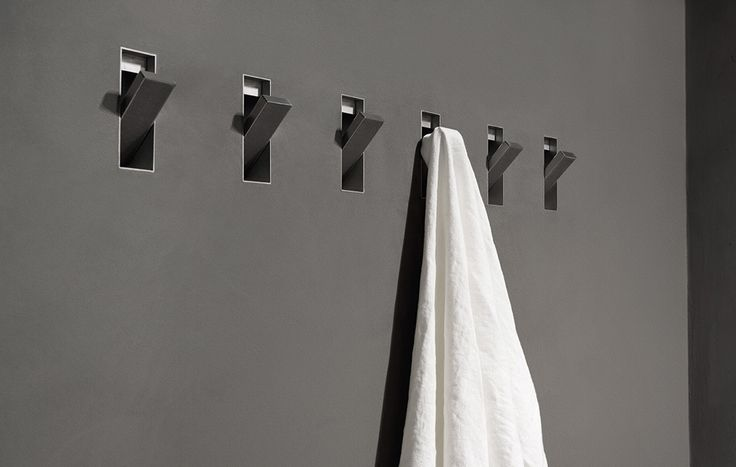 SESAMO bathroom accessories by Antonio Lupi from Pure Interiors.