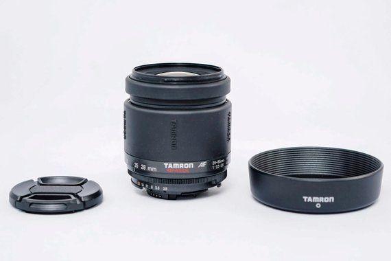 Tamron Af 28 80mm F3 5 Zoom Lens Nikon Mount Nikon Slr 35mm Zoom Tamron Camera Nikon Leica Pentax Photolens Nikon Lenses Zoom Lens Tamron