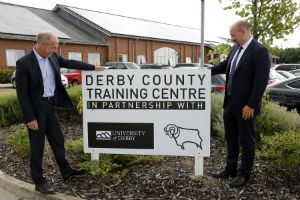 The first training ground listed as an Asset of Community Value - Moor Farm, training ground for Derby County FC.  Many congratulations to the Rams Trust