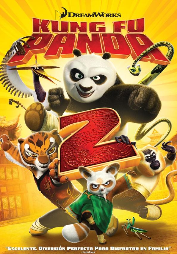 """Jack Black, en la versión original (y Florentino Fernández en la doblada), regresa como Po en Kung Fu Panda 2, una extremadamente divertida """"nueva entrega que sigue apostando por el humor"""" (ABC), al igual que la película original nominada al Premio de la Academia®. En su primer gran desafío tras convertirse en Guerrero Dragón, Po ha de dirigir a sus amigos y compañeros maestros del kung fu """"Los Cinco Furiosos"""" en una misión de proporciones épicas para vencer a su rival más peligroso hasta el…"""