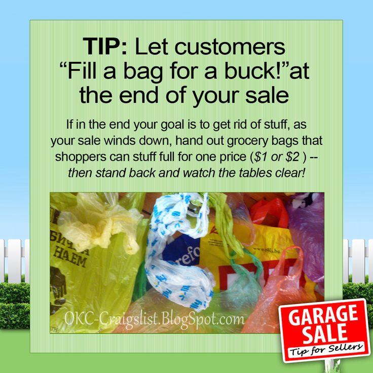 ... | Pinterest | Garage Sale Tips, Sales Tips and Garage Sale Pricing