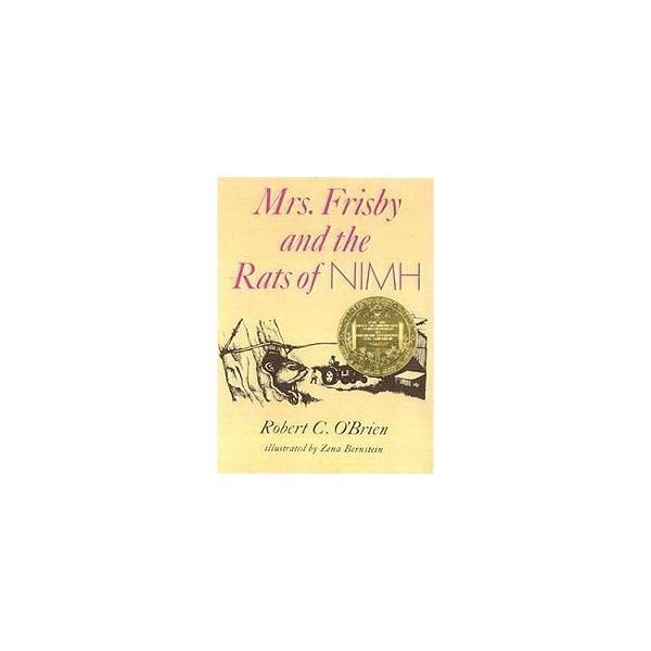 Mrs Frisby And The Rats Of NIMH Questions For Kids' Book