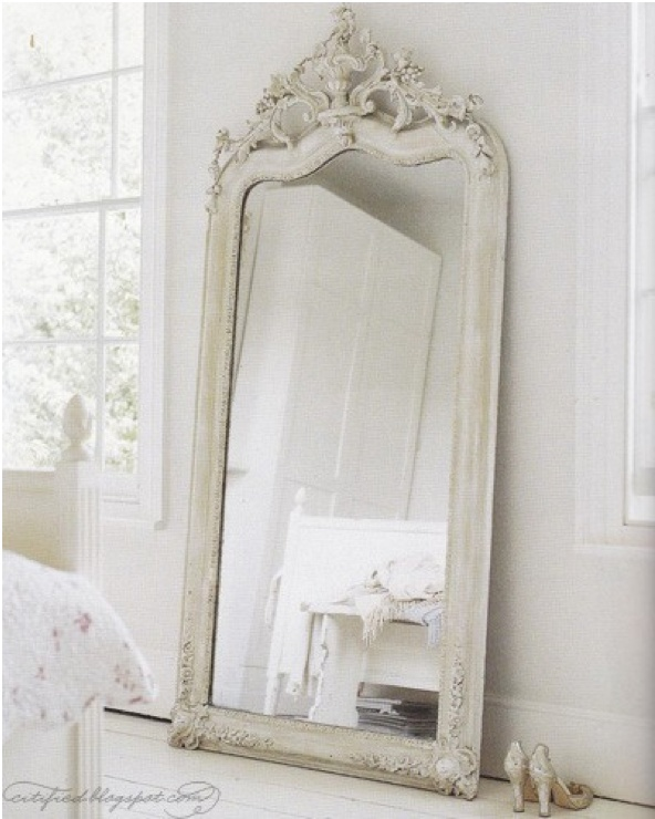 This big mirror would look great in my bedroom