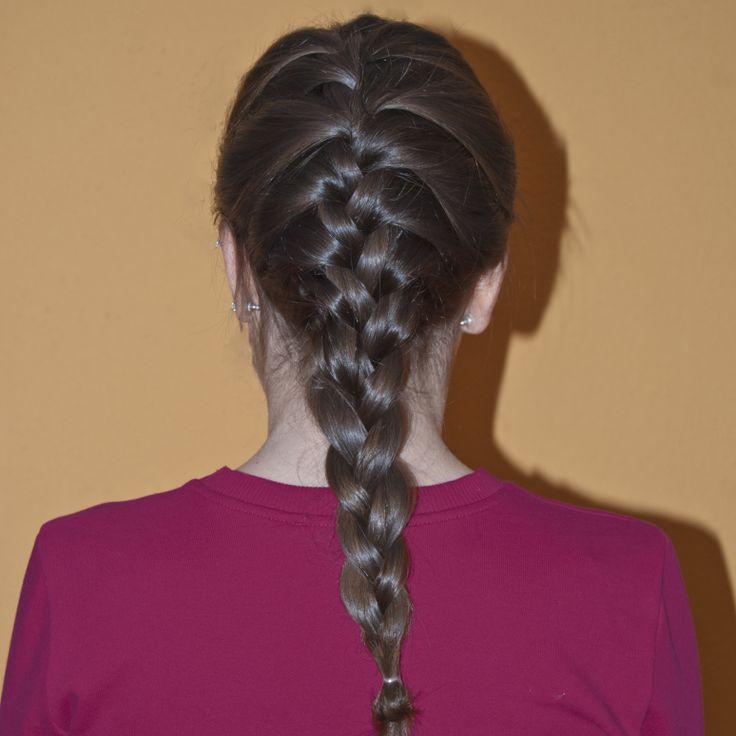 Trenza de raíz/Following braid