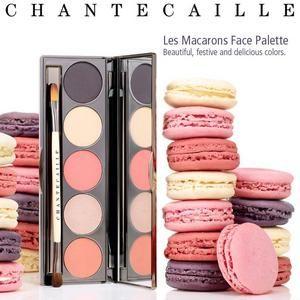 Chantecaille -Les Macarons Face Palette