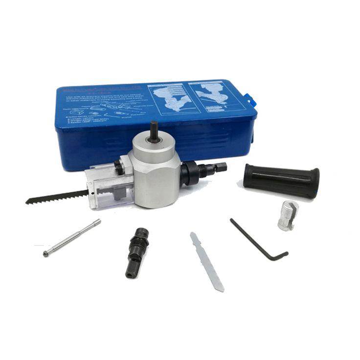 Metal Cutter Cutting Machine Work 8mm Electric Pneumatic Air Drills Cut Metal Sheet Iron Stainless Steel Copper Aluminum Plastic #Affiliate