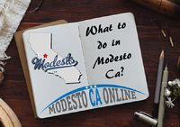 What to do in Modesto CA?Modesto, a mid-sized city located in the heart of California's central San Joaquin Valley continues to attract people from far and wide.  Modesto CA strikes http://modestocaonline.com/what-to-do-in-modesto-ca/