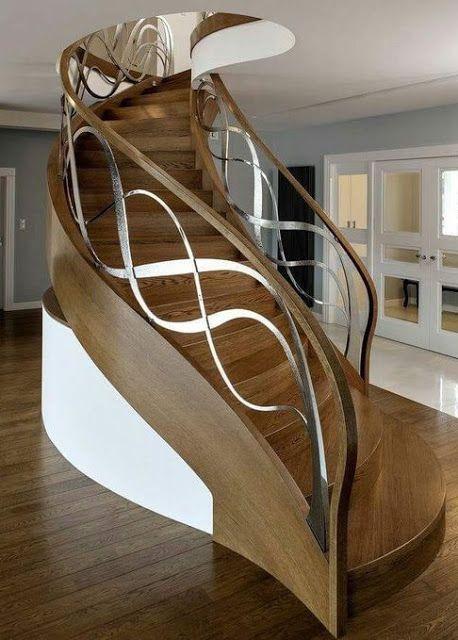 Best Interior Staircase Designs Modern Stairs Designs 400 x 300