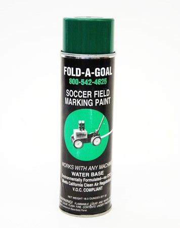 Aerosol Marking Field Paint White - 12 Can Case
