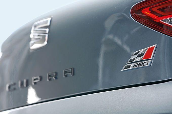 Seat Leon Cupra 280, Typenbezeichnung