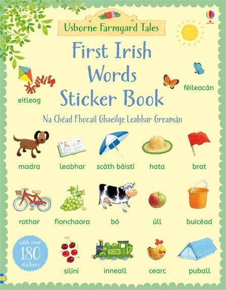 Irish for kids - Learn Irish Gaelic for children - DinoLingo®