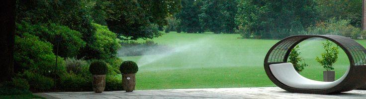 Come #Irrigare il #Giardino #Biodinamico: quantità di #acqua necessaria