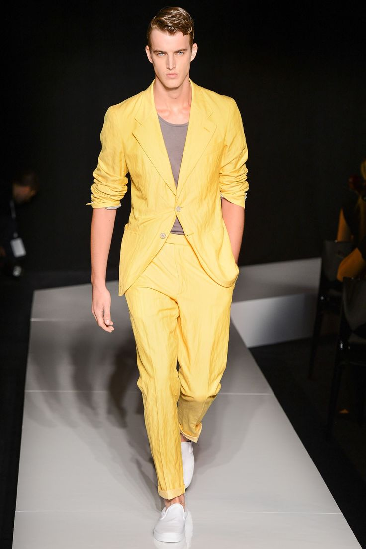 I think yellow is gonna be the colour of the season spring/summer 2013! #JOSEPHABBOUD