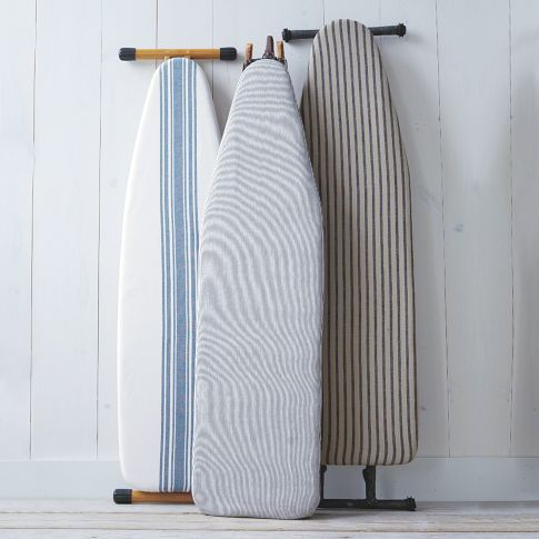 West Elm Ironing Board Covers to go with their Bamboo Ironing Board