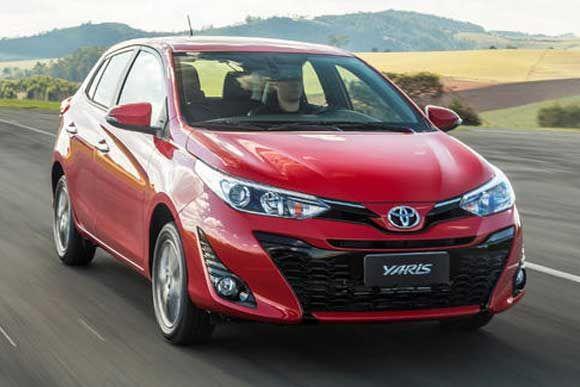 Conheca Os Dados Tecnicos Do Toyota Yaris Xls 1 5 At 2019 Consumo