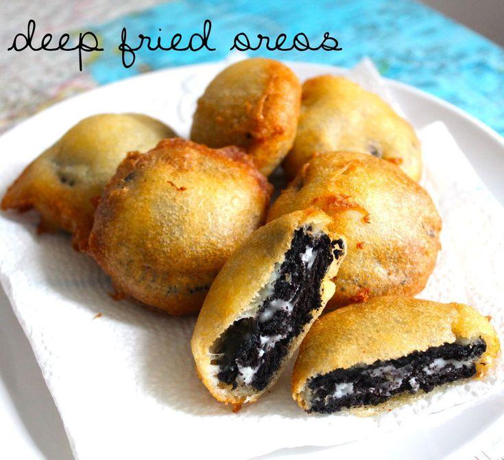 perfect deep fried oreos!