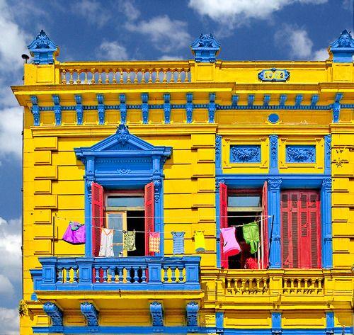 La Boca - Buenos Aires (Argentina)