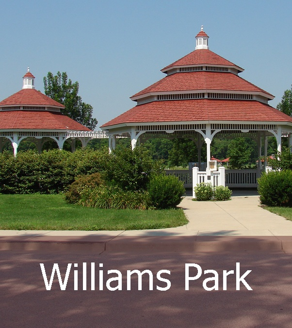 Williams Park in Brownsburg, Indiana