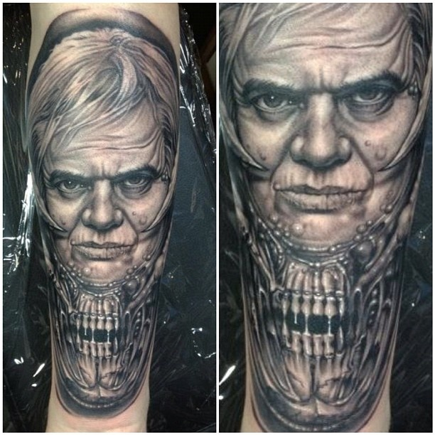Gieger Tattoos Designs: 1000+ Images About GIGER Inspired Tattoos On Pinterest