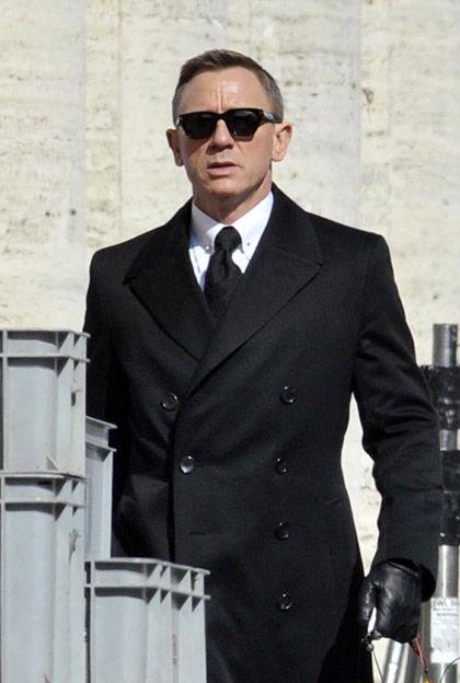 Tom Ford Sunglasses worn by Daniel Craig in Spectre.
