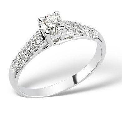 Inel de logodna Harmony HARMONY ‐ Teilor Engagement Ring