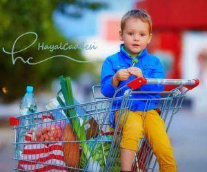 Bebekler Veya Çocuklarla Market Alışverişi | Hayal Caddesi