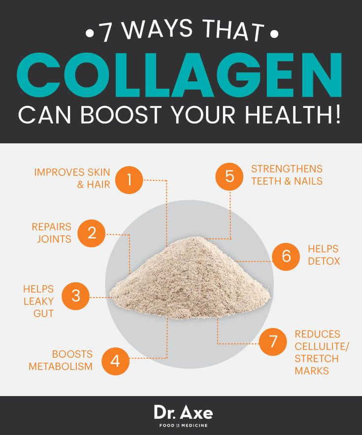 7 ways that collagen can boost your health and make you more beautiful