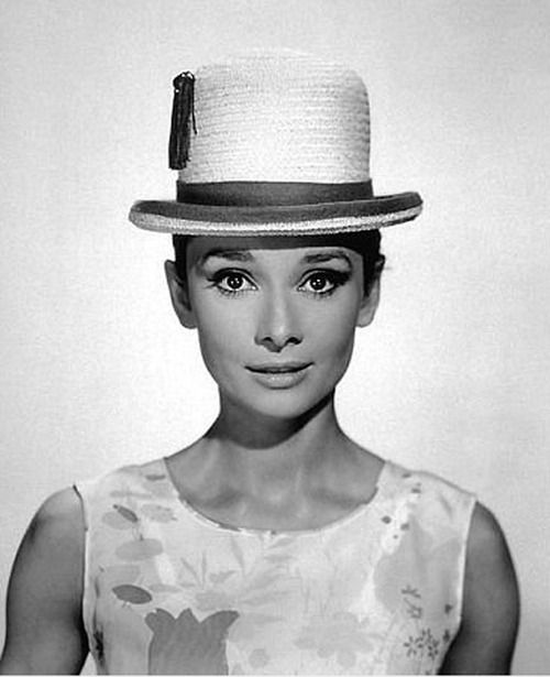 Audrey Hepburn Foto di Bud Fraker, 1961 - semplici sogni ...