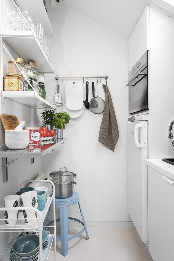 soluzioni salvaspazio cucina : ... Cucina Salvaspazio su Pinterest Cucine, Utensili Da Cucina e Isole